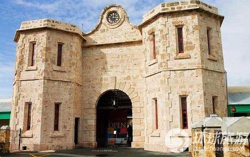 世界十大著名的监狱景点