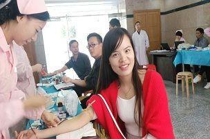 孝昌县教育系统71名职工捐血超2万毫升