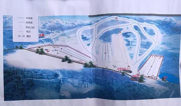 恩施要建华中地区最大滑雪场 看看选址定在哪儿