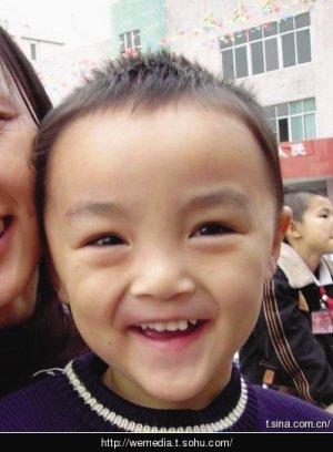 微博寻人现奇迹 湖北男找回失踪三年儿子(图)