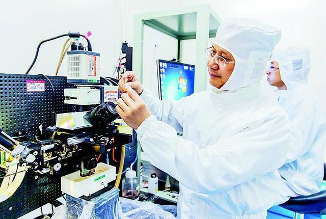 走进武汉光电国家实验室 揭秘光电科技新平台