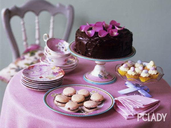 吃过这些法式经典甜品 其他都是将就!图片