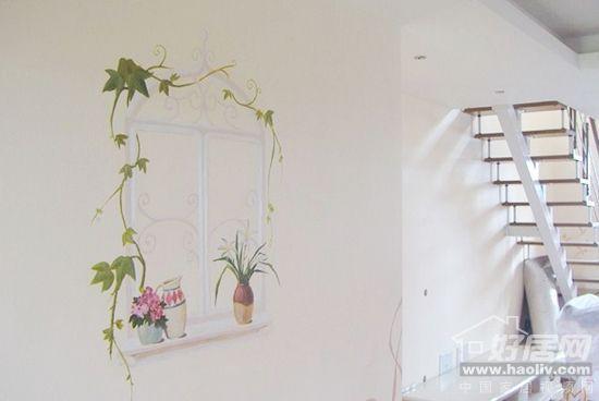 创意手绘墙设计