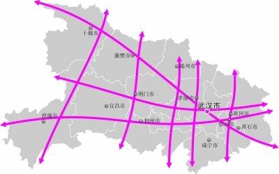 洪湖高铁规划图2017
