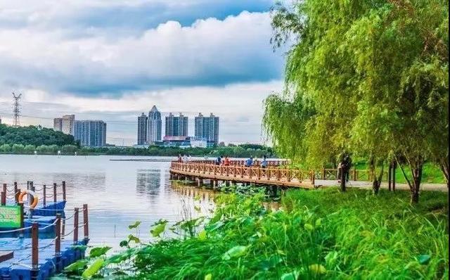 武汉私藏的小众美景 很多人都不知道