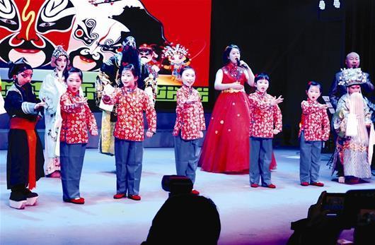 迎新年京剧演唱会唱响 名家从艺58年告别演出