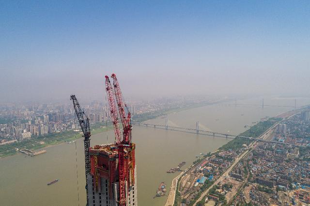 武汉将崛起39栋200米以上高楼 看看都在哪儿