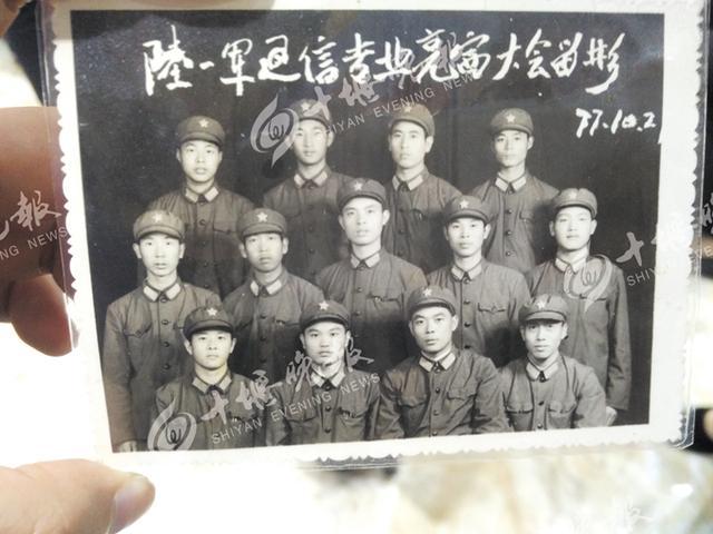 最大80岁最小62岁 老通信兵阔别38年后重聚首