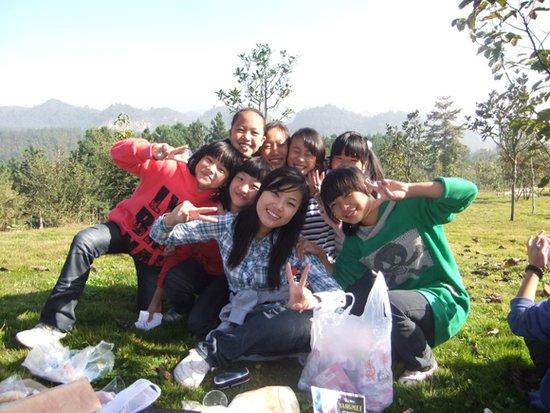 2011湖北省青学联大会代表风采——韩文津