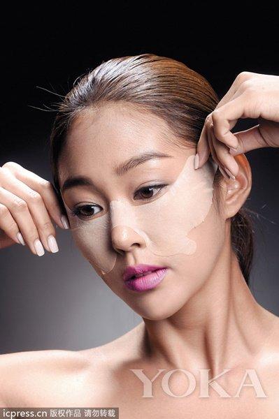 2. 急敷眼膜   生物纤维或凝胶材质的眼膜会有更高的吸收功...