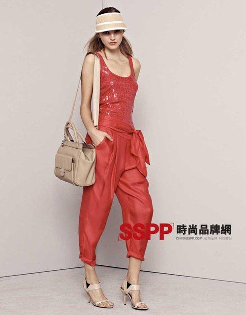 2012夏季女装包袋搭配 Armani Exchange2012夏装女装新款-Armani