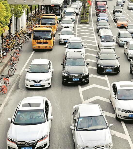 出行注意!预计今日岱黄高速府河桥和汉宜高速最堵