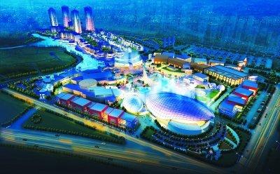 武汉海昌极地海洋公园9月份将在武汉开门迎客