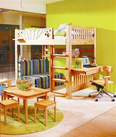 给孩子挑家具 绕开六个陷阱
