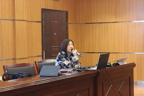 江夏区教育信息化应用培训 重点推进智慧校园