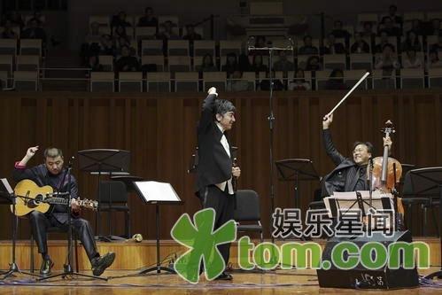 吴彤马友友丝路乐团亚洲音乐会 北京站落幕