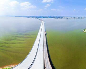 """荆州加快建设一级公路 打通经济发展""""任督二脉"""""""