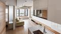 30年老屋改造计划 36平简约一室一厅木质公寓