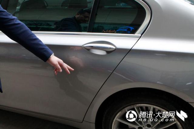 一辆宝马3年官司:96万元买的新车竟然补过漆
