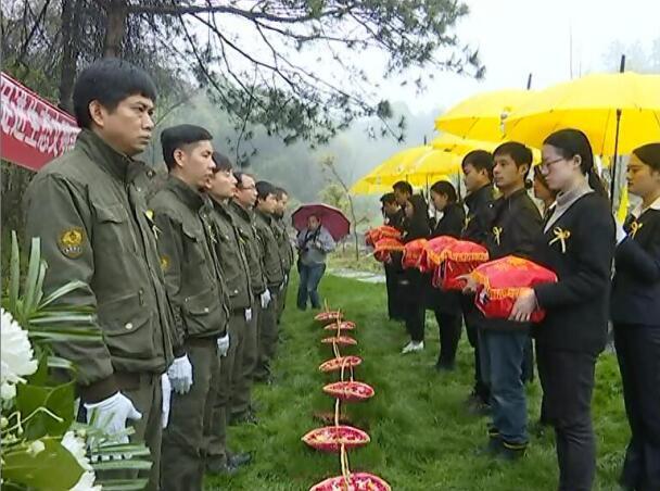 黄石将推出免费生态葬 现面向全市征集自愿参与者