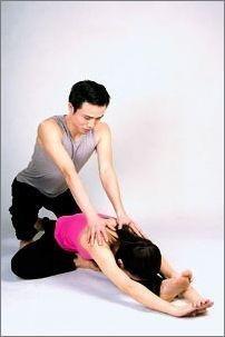 双人瑜伽体位法