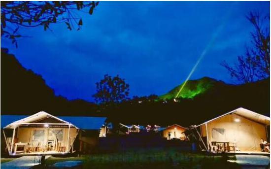 传奇星空营地 这个夏天一定要在大自然里睡一晚
