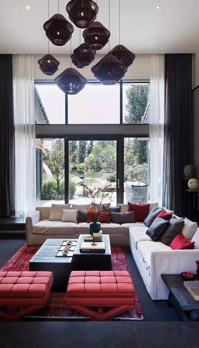一个中国风的家带来的惊艳!