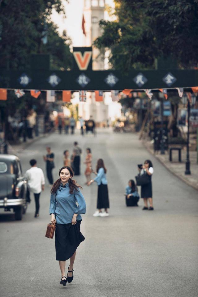 """国庆长假游重庆 时光倒流70年带你""""穿越""""到民国老街"""