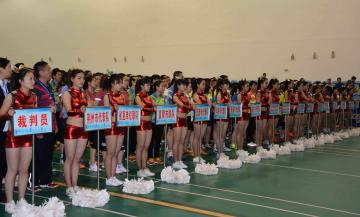 荆楚杯 2016年湖北省输血协会第三届羽毛球