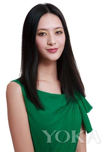 模特:刘恋