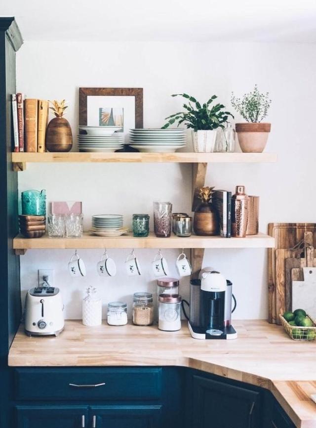 """厨房如此设计 能""""藏""""更多东西!"""