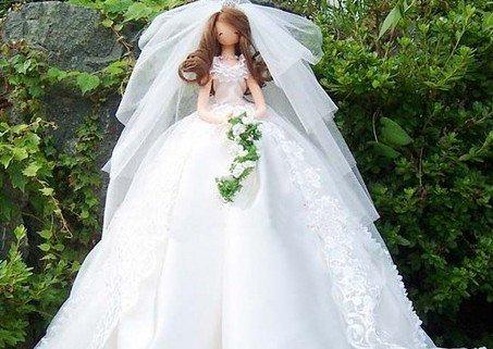 十二星座新娘专属魔力婚纱