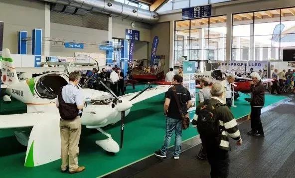 德国通用航空展览会开幕 卓尔航空惊艳亮相