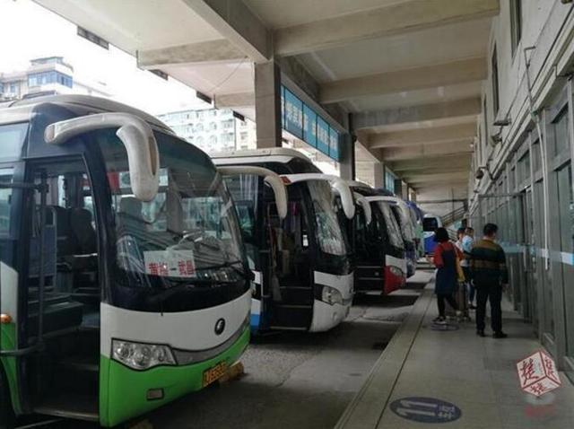 傅家坡光谷上客点增2条班线 旅客可乘车直达浠水