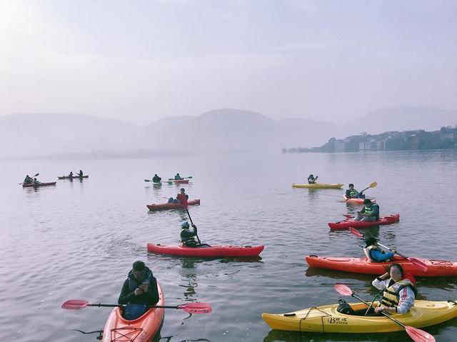磁湖半岛示范区盛大开放丨湖居盛宴 不负一城久仰