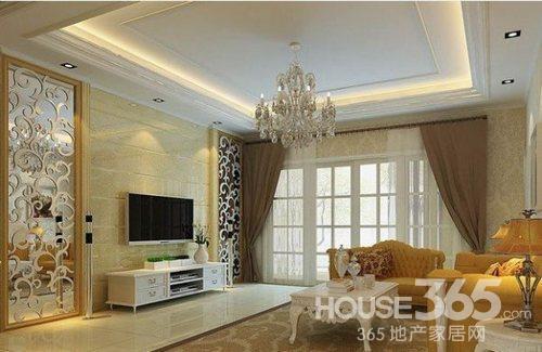 中式家具:欧式气质,米黄主调