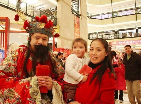 """春节怎么过 ?泛悦mall""""玩法""""大不同"""
