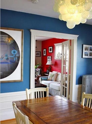 实用小公寓装修 80平米家装效果图图片