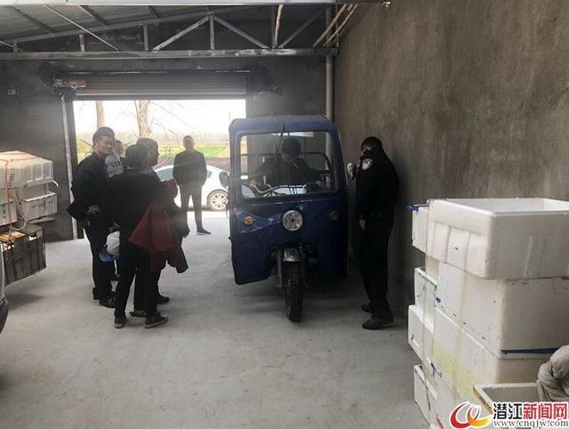 潜江交警告成破获东荆大道交通肇事逃逸案