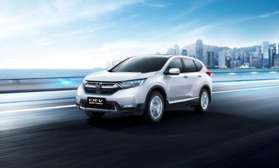 售价16.98—25.98万 东风Honda新CR-V华中区域上市
