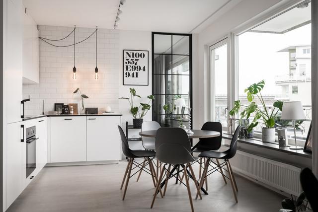 62平米北欧风格小公寓