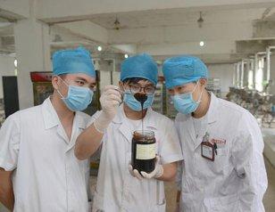 江城膏方节为市民打造一人一方独特膏