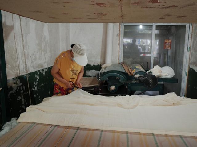十堰人的一天——弹棉花的匠人