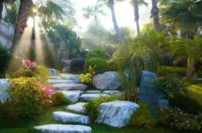襄阳生态人居标杆|私享后花园