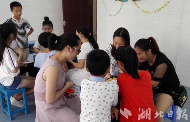 松滋率先探索困境儿童替代监护 22名孩子出困境