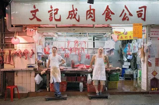 原来你和美食家之间 只差一座菜市场的距离