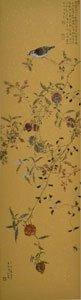 花鸟条屏-11