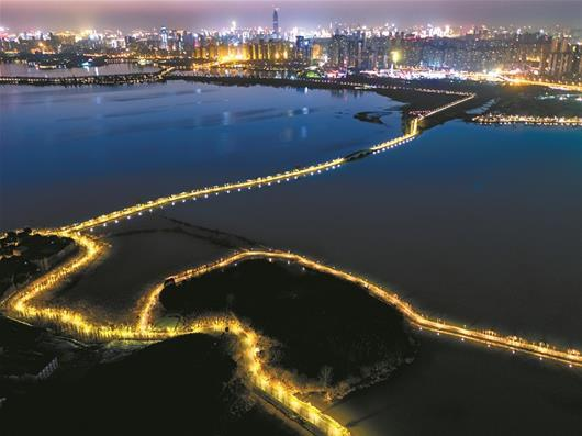 图文:武汉今年重点规划长江文明之心