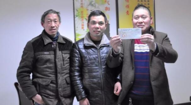 暖心!襄州法院为59名民工讨回65万元血汗钱