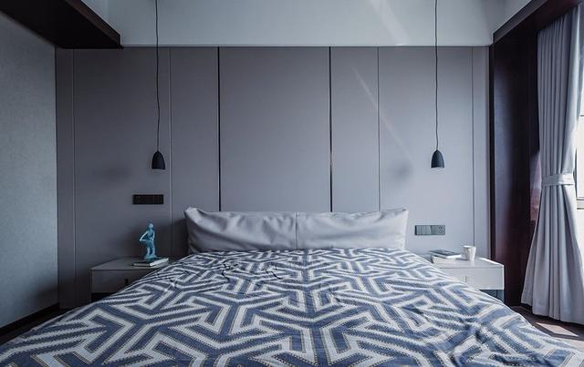 背景墙 房间 家居 设计 卧室 卧室装修 现代 装修 640_403